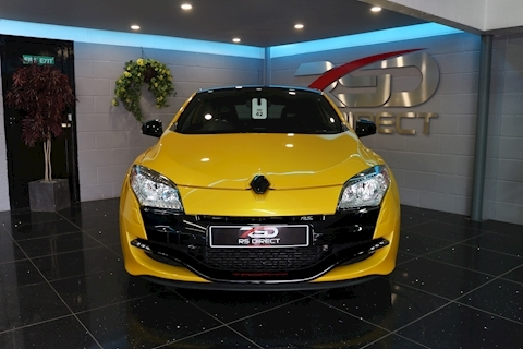 Megane Renaultsport Trophy Coupe 2.0 Manual Petrol