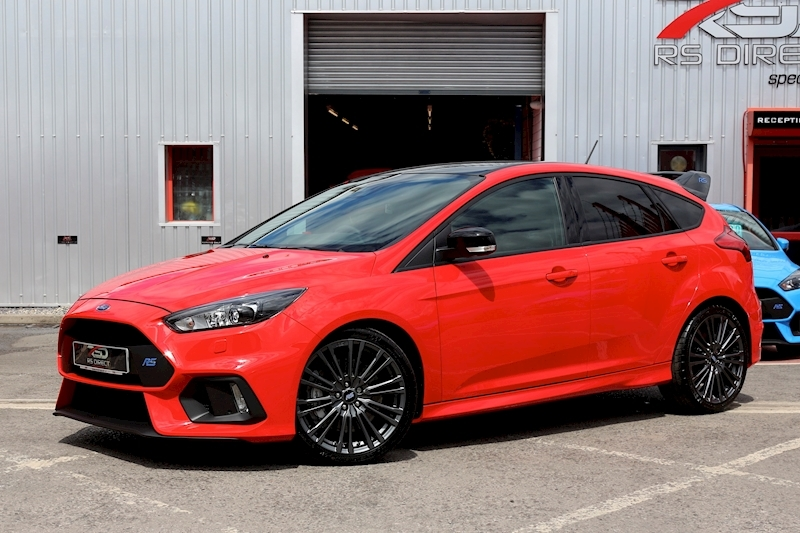 Ford Focus Rs Red Edition - Large 2