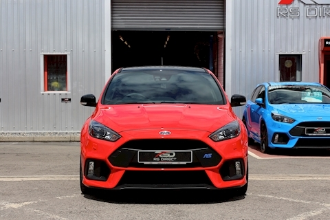 Focus Rs Red Edition Hatchback 2.3 Manual Petrol