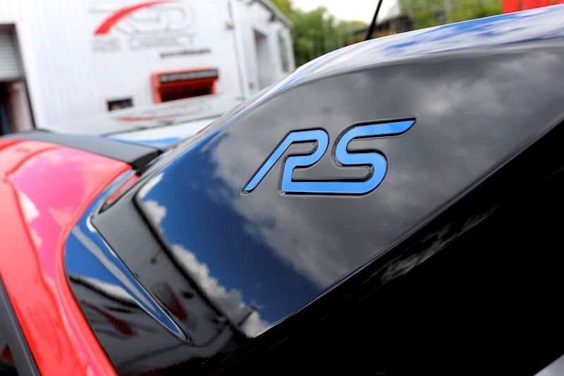 Ford Focus Rs Red Edition - Large 21