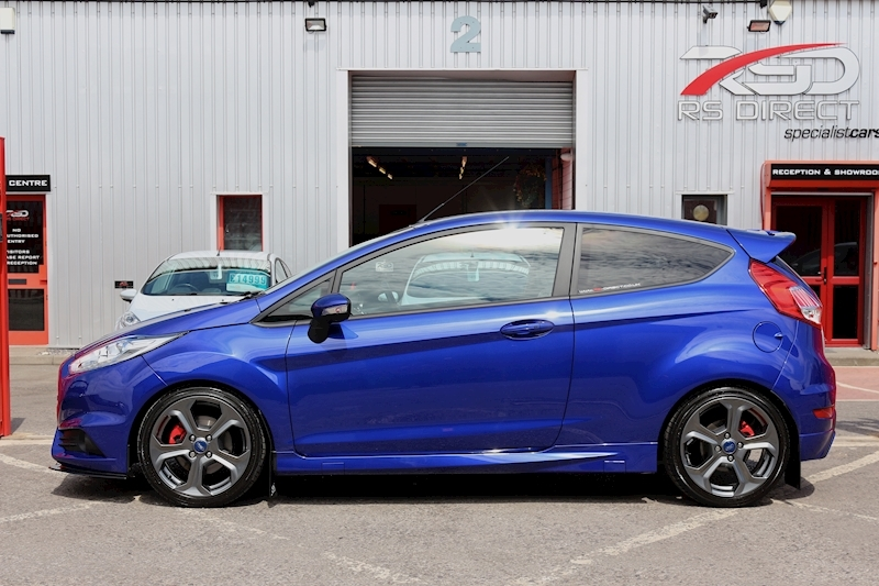 Ford Fiesta St-3 - Large 3