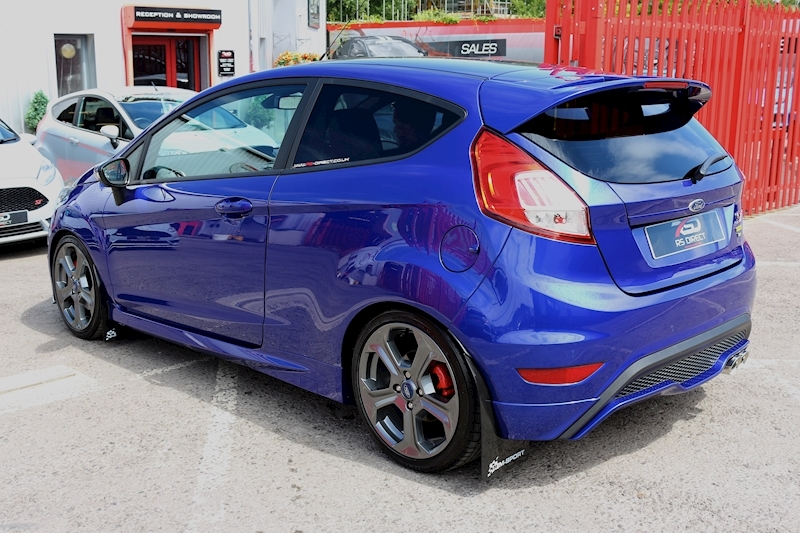 Ford Fiesta St-3 - Large 7