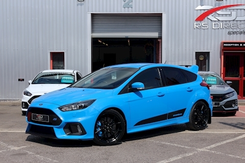 Focus Rs Hatchback 2.3 Manual Petrol