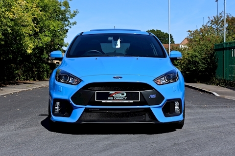 Focus RS 2.3 5dr Hatchback Manual Petrol