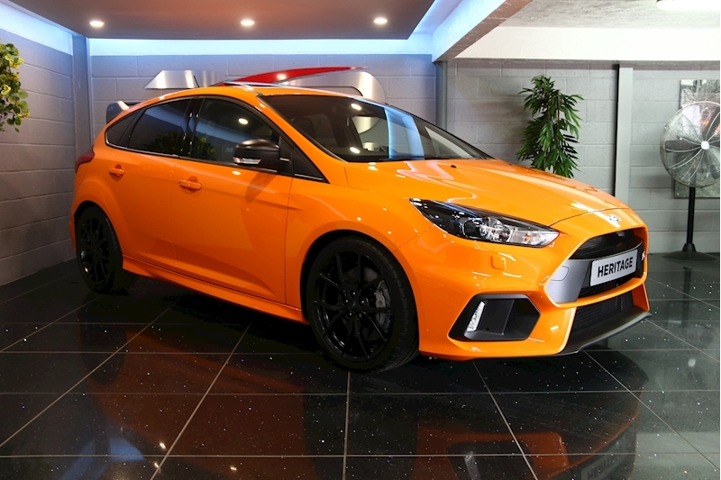 Ford Focus RS Heritage - Large 0