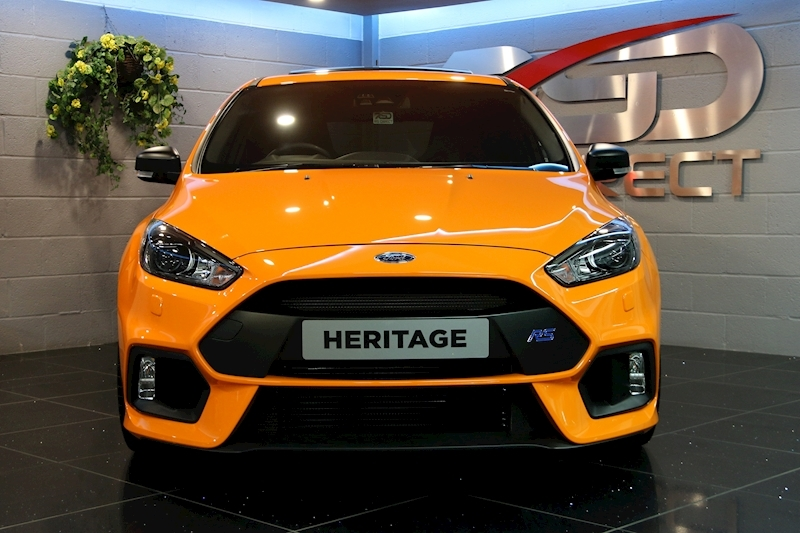 Ford Focus RS Heritage - Large 1