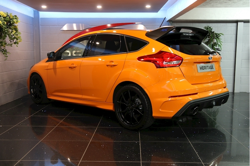 Ford Focus RS Heritage - Large 17