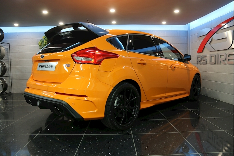Ford Focus RS Heritage - Large 19
