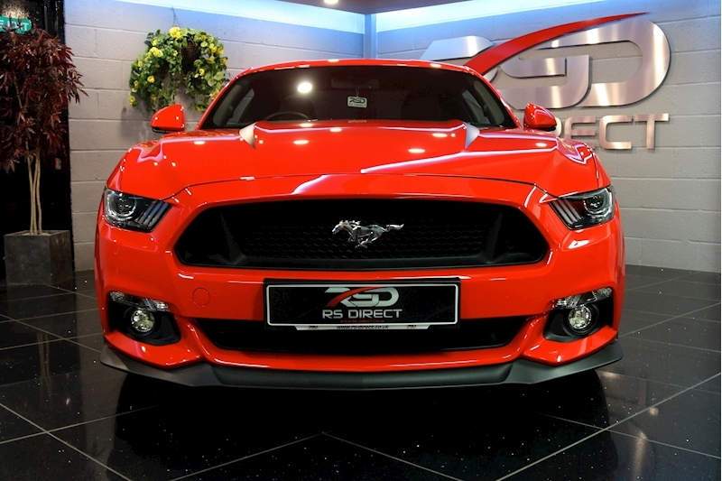 Ford Mustang Gt - Large 1