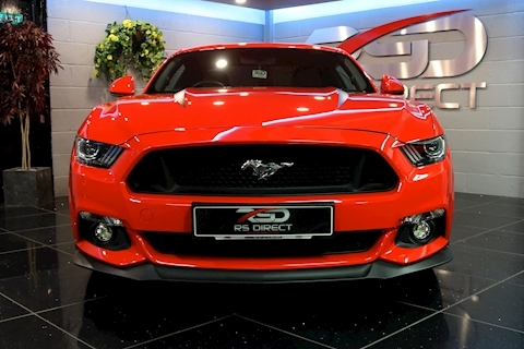 Mustang Gt Coupe 5.0 Automatic Petrol