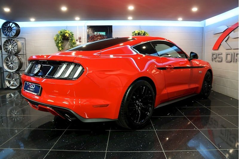 Ford Mustang Gt - Large 20