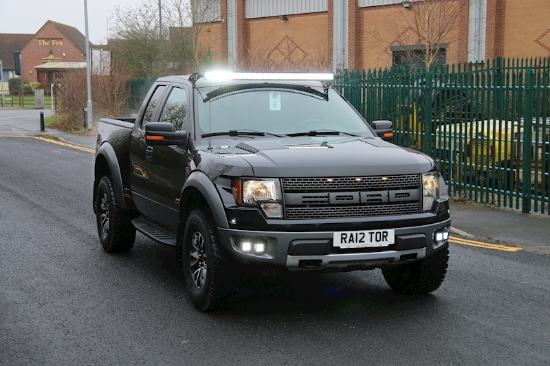 Ford F150 Raptor JDM Roush Supercharged - Large 1