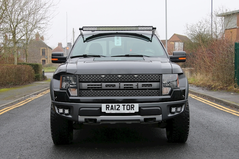 Ford F150 Raptor JDM Roush Supercharged - Large 2