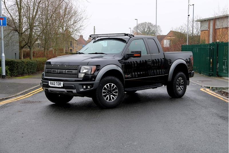 Ford F150 Raptor JDM Roush Supercharged - Large 13