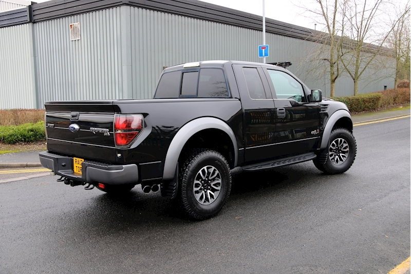 Ford F150 Raptor JDM Roush Supercharged - Large 17