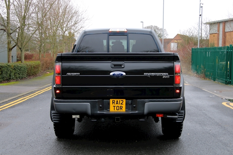Ford F150 Raptor JDM Roush Supercharged - Large 19