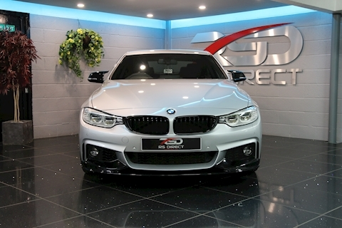4 Series 440I M Sport Coupe 3.0 Automatic Petrol