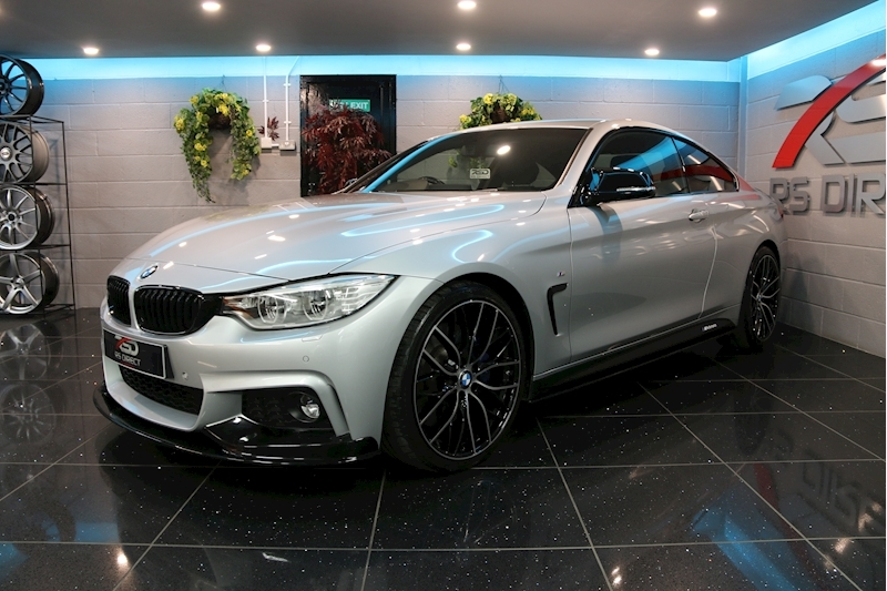 BMW 4 Series 440I M Sport - Large 3