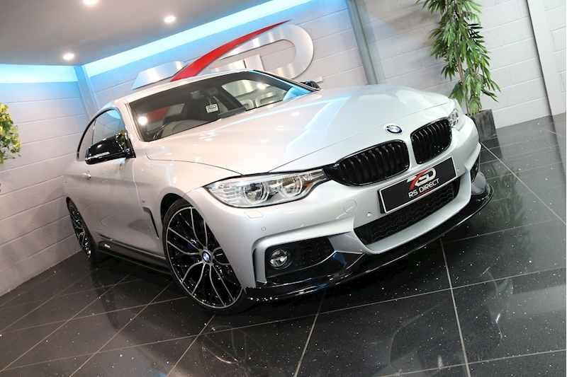 BMW 4 Series 440I M Sport - Large 9