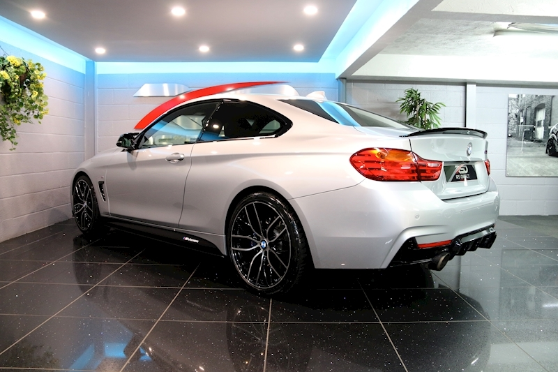 BMW 4 Series 440I M Sport - Large 18