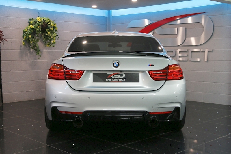 BMW 4 Series 440I M Sport - Large 19