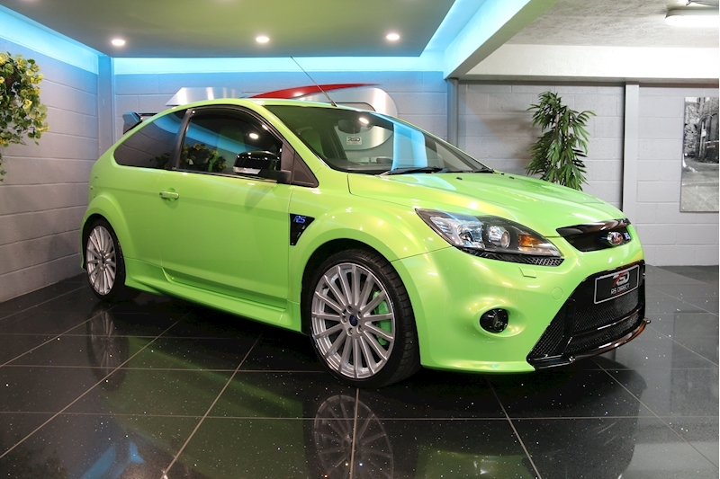 Focus Rs Hatchback 2.5 Manual Petrol