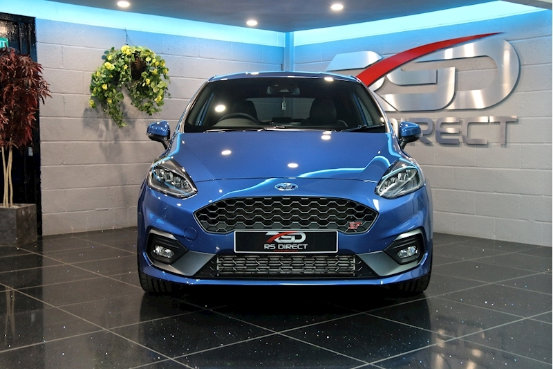 Ford Fiesta St-3 - Large 1