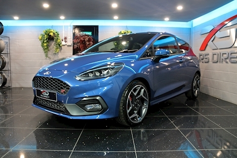 Fiesta St-3 Hatchback 1.5 Manual Petrol