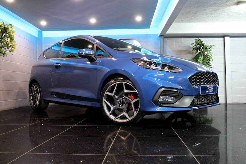 Ford Fiesta St-3 - Large 4