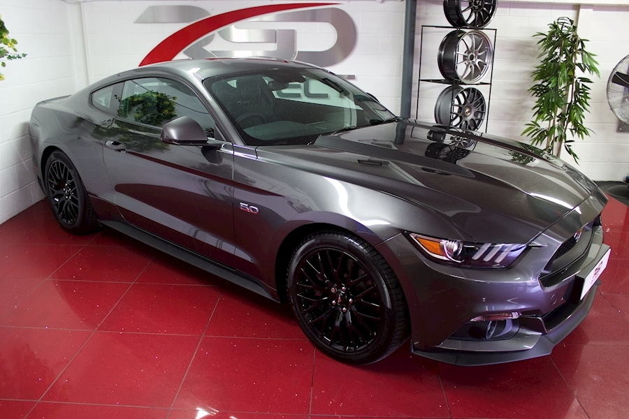 Ford Mustang Gt - Large 3