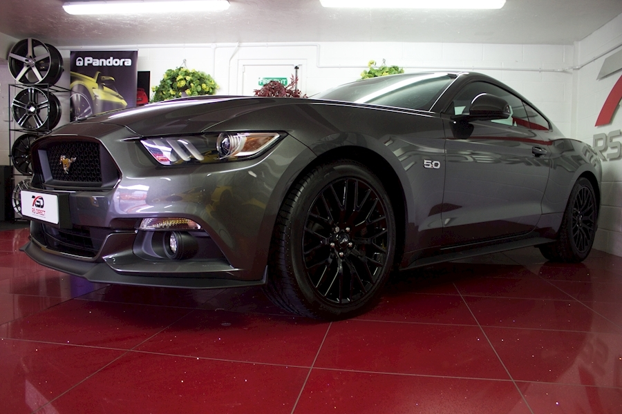 Ford Mustang Gt - Large 9