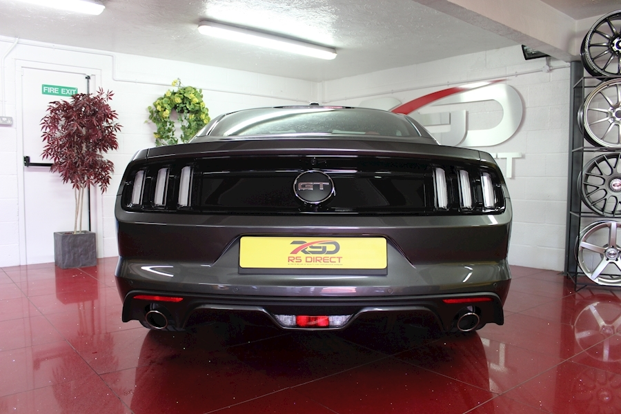 Ford Mustang Gt - Large 18