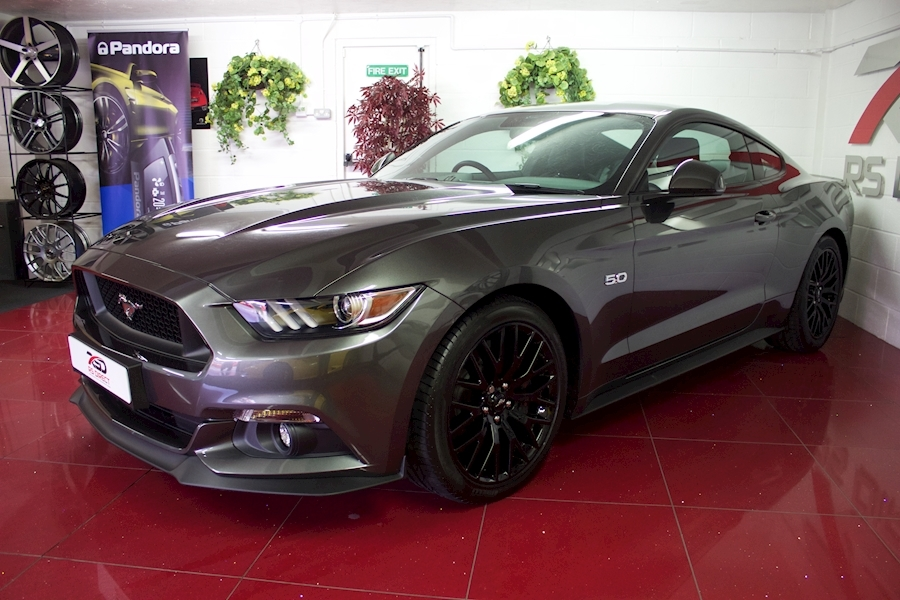 Ford Mustang Gt - Large 8