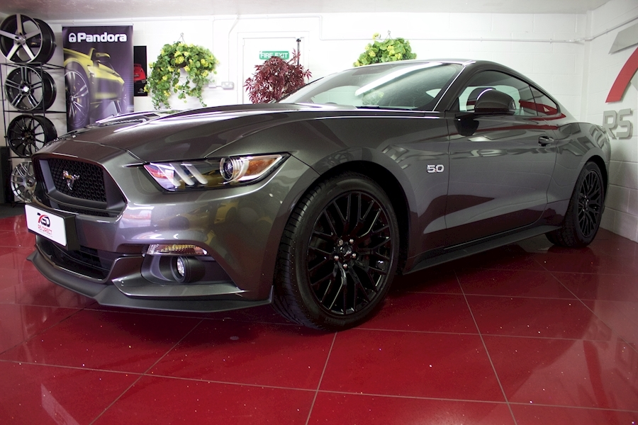 Ford Mustang Gt - Large 11