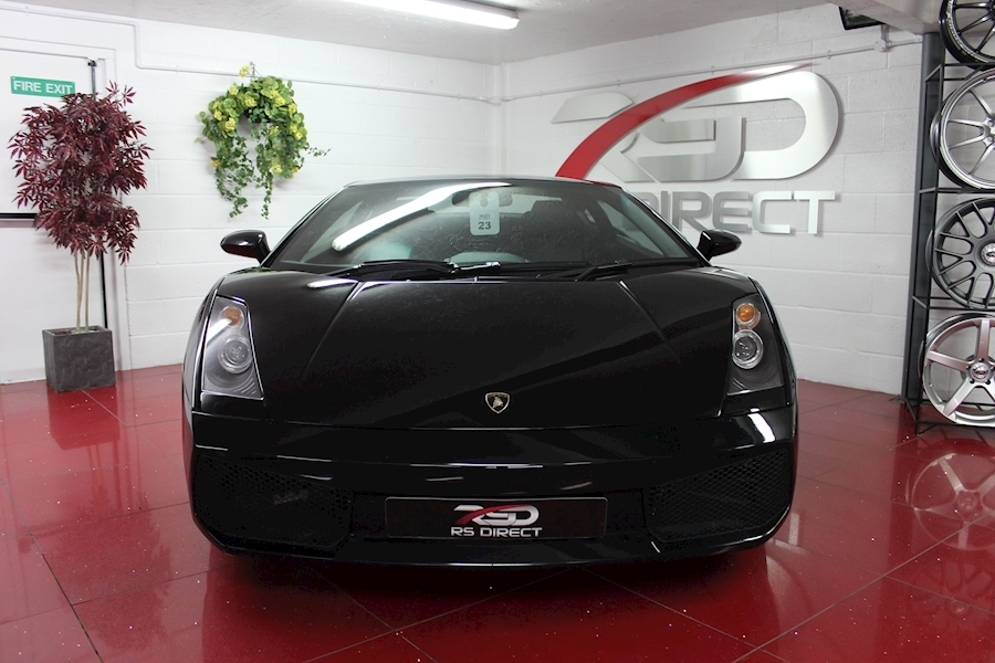 Lamborghini Gallardo V10 Coupe - Large 2