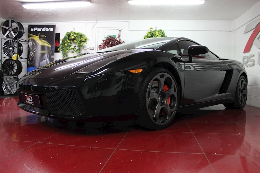 Lamborghini Gallardo V10 Coupe - Large 10