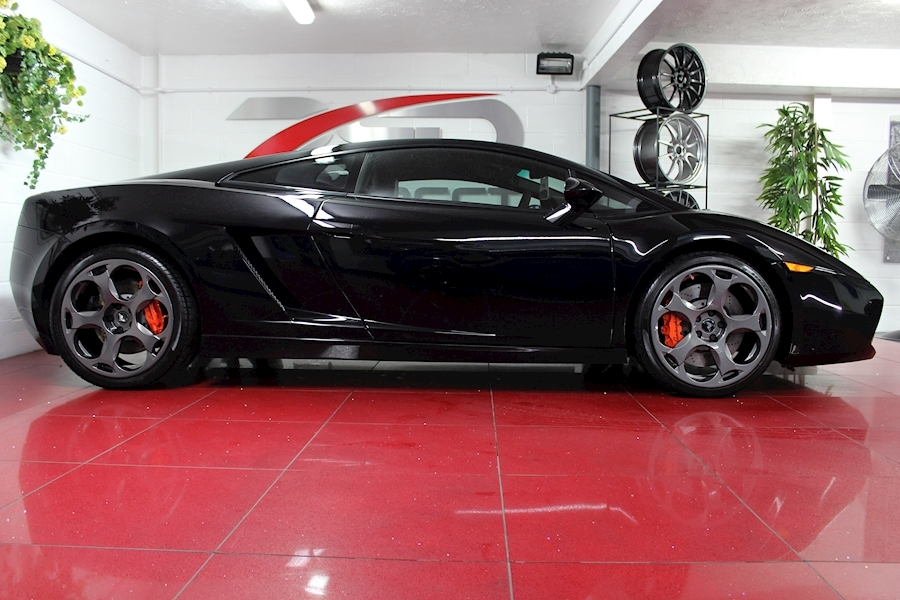 Lamborghini Gallardo V10 Coupe - Large 15