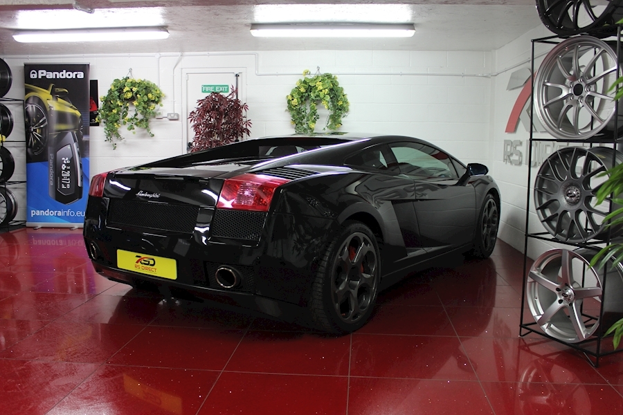 Lamborghini Gallardo V10 Coupe - Large 20
