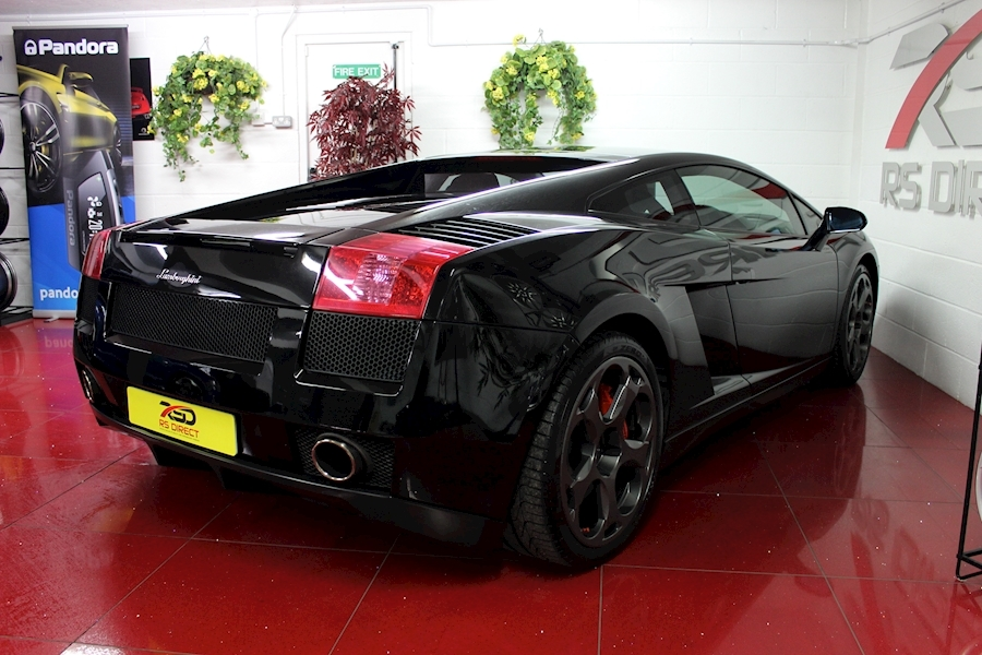 Lamborghini Gallardo V10 Coupe - Large 21