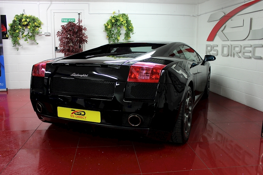 Lamborghini Gallardo V10 Coupe - Large 22