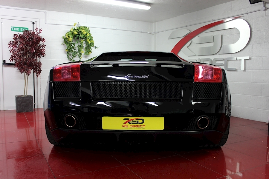 Lamborghini Gallardo V10 Coupe - Large 24