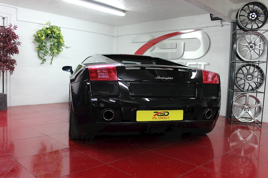Lamborghini Gallardo V10 Coupe - Large 25