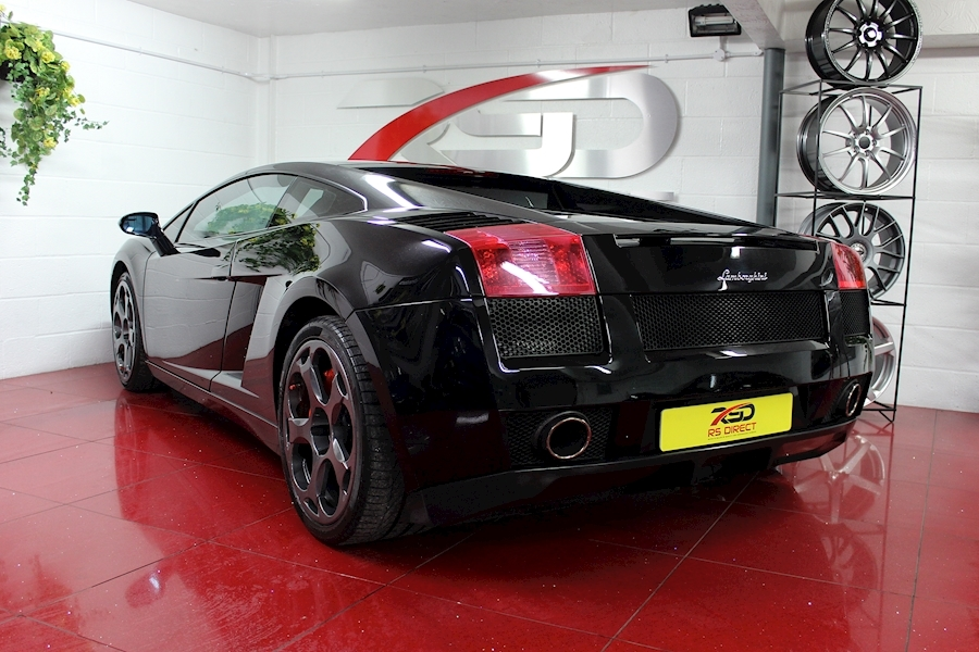 Lamborghini Gallardo V10 Coupe - Large 26