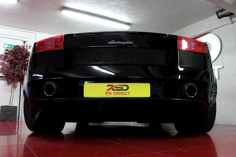 Lamborghini Gallardo V10 Coupe - Large 31