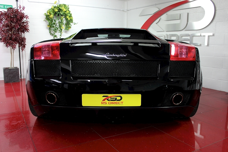 Lamborghini Gallardo V10 Coupe - Large 32