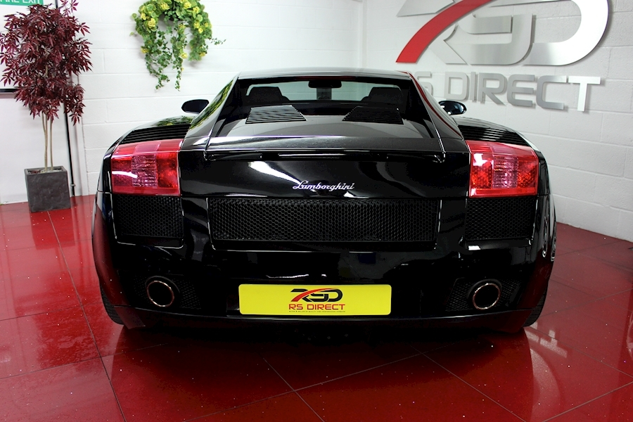 Lamborghini Gallardo V10 Coupe - Large 33