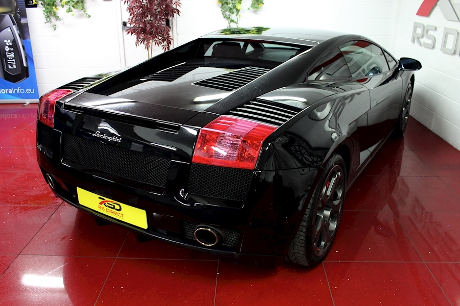 Lamborghini Gallardo V10 Coupe - Large 34