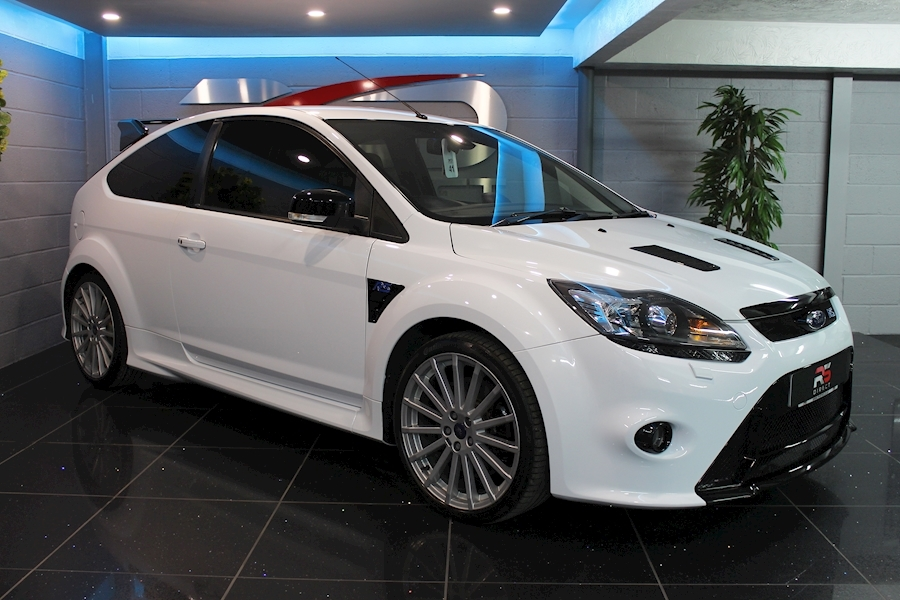 Ford Focus RS Revo Stage 4 - Large 0