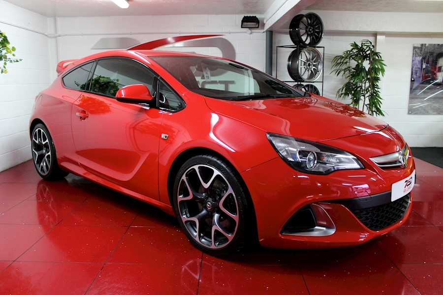 Vauxhall Astra Gtc - Large 4