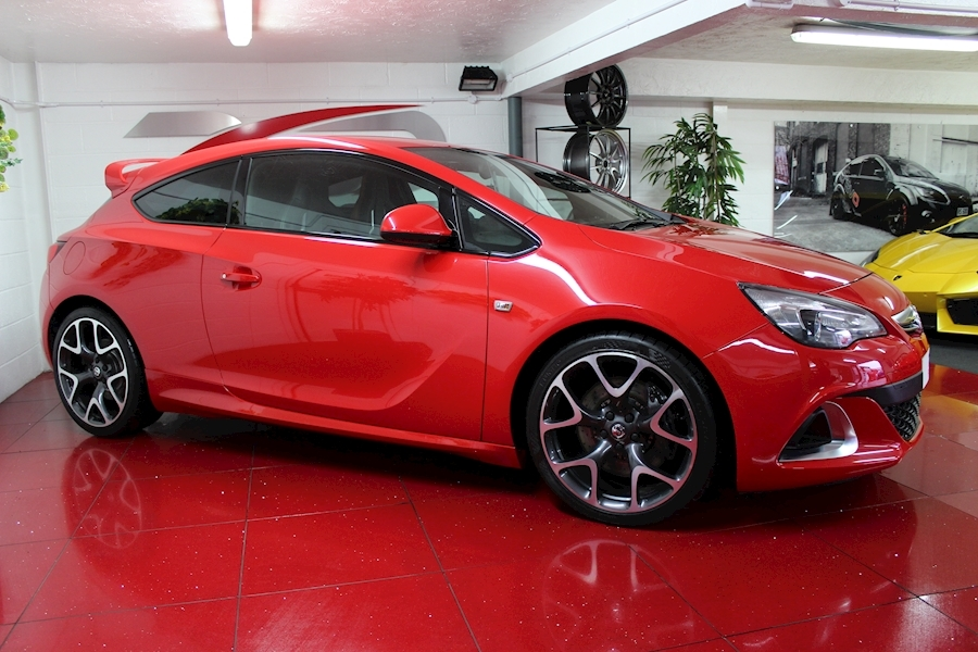 Vauxhall Astra Gtc - Large 6